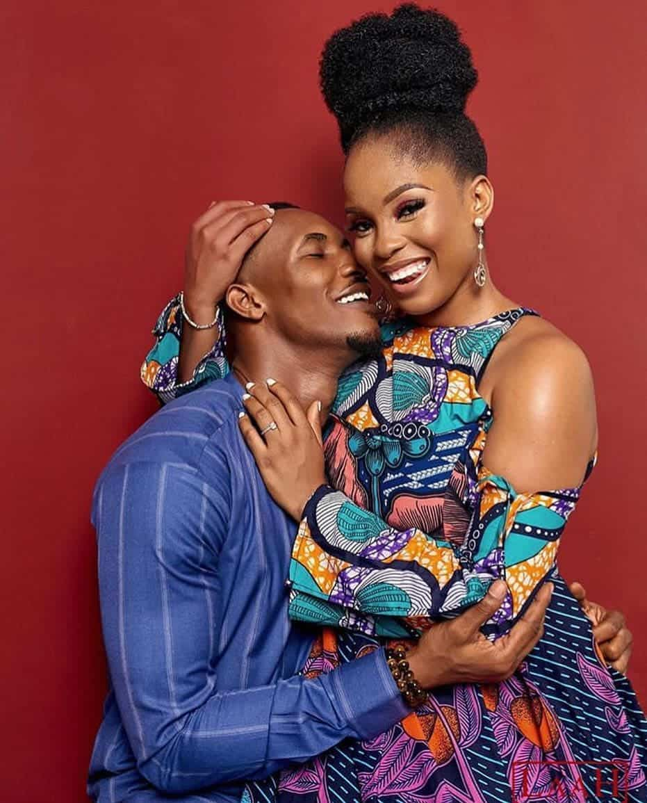 Photo of How faith and positive confession got Actor Gideon Okeke his soon-to-be wife, Chidera (photos)