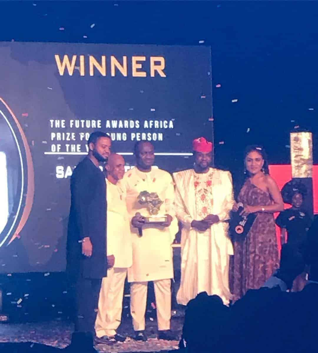 Photo of The Future Awards Africa 2018: Zainab Balogun, Ahmed Musa, Simi, others win big (full list of winners)