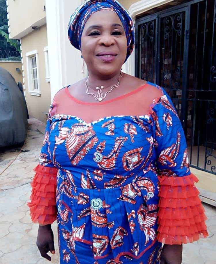 "Photo of ""There is suffering in Nollywood"" – Madam Saje"