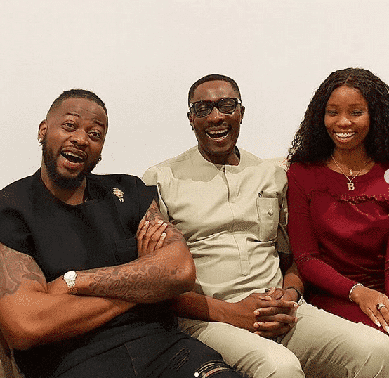 Photo of Bambam and TeddyA meet Pastor Tony Rapu for marriage counselling?