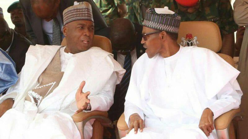 Photo of Saraki says Buhari won't participate in any presidential debate
