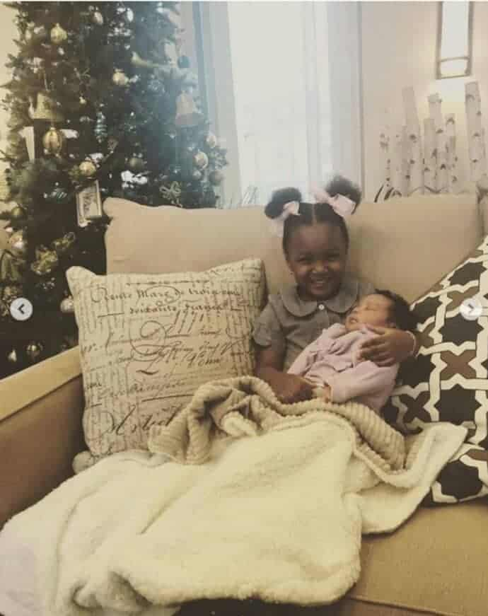 Photo of Dr SID and wife welcome second daughter on Christmas eve