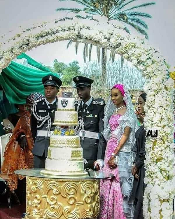 Photo of Son of Emir of Kano weds his lovely bride in style (Photos)