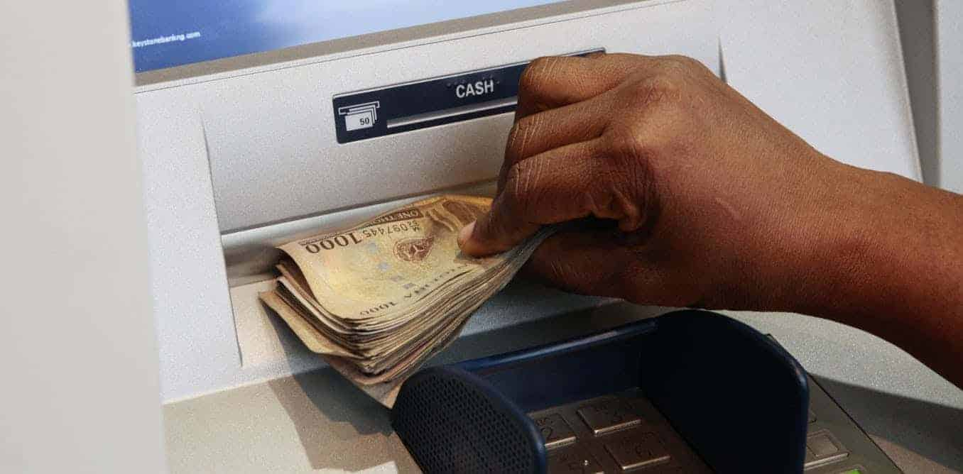 Photo of How a 28-year-old man went mad while withdrawing cashfrom ATM