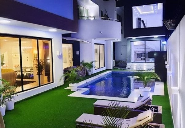 Photo of Comedian AY's new home has got the Internet talking (photos)