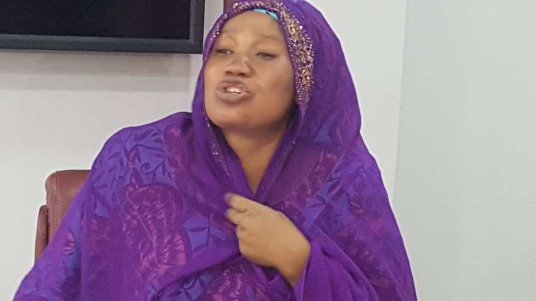 Photo of Meet the woman that used First Lady, Aisha Buhari's name for N150m fraud
