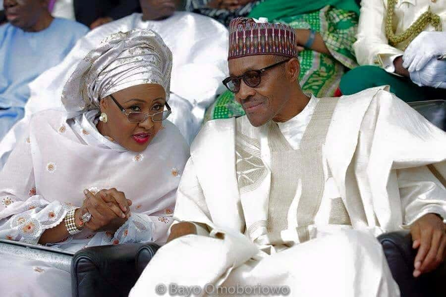 Photo of What PDP said about the feud between Aisha Buhari and Mamman Daura's family