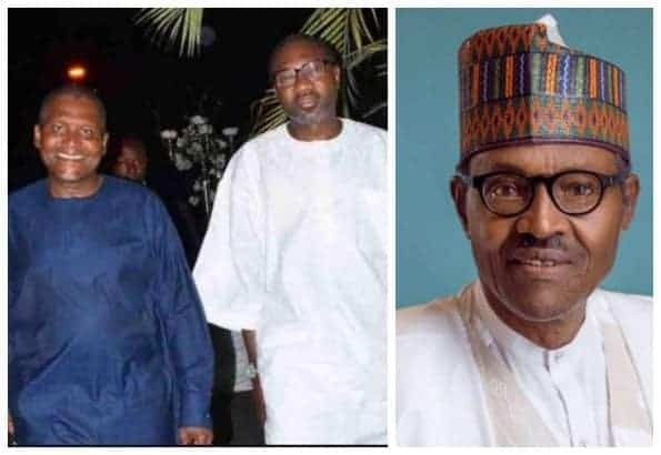 Photo of 2019 election: Dangote, Femi Otedola top Buhari's Presidential campaign council list