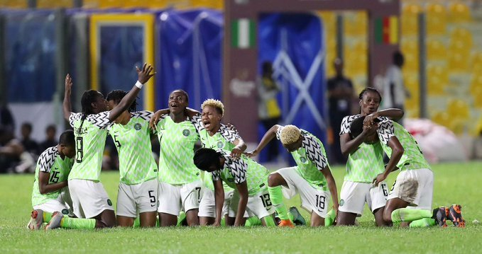 Photo of AWCON2018: How Nigeria beat South Africa