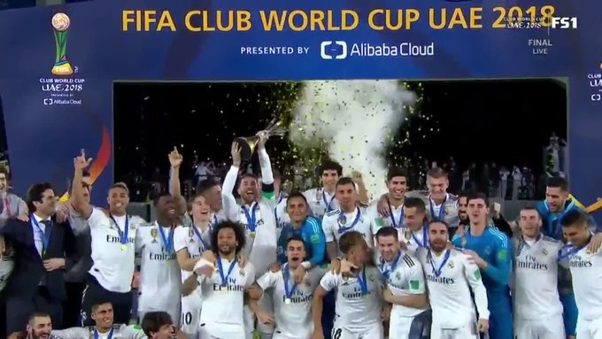 Photo of World Club Cup: Real Madrid beat Al Ain to win historic title