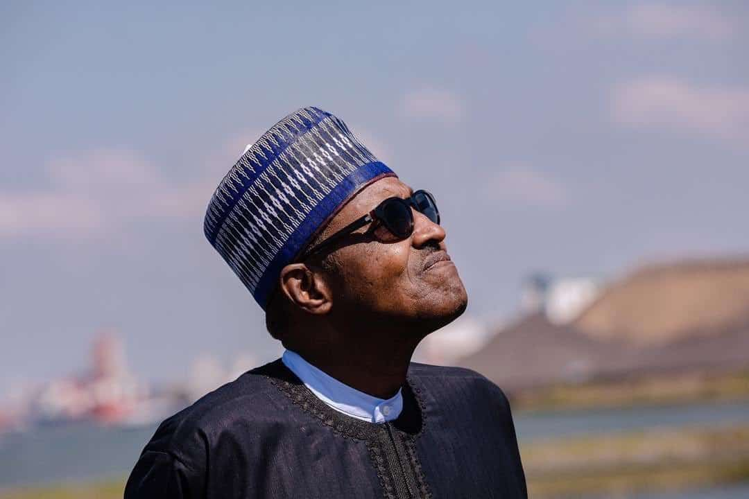 "Photo of ""It is real me"" – President Buhari responds to rumors of being cloned (WATCH)"