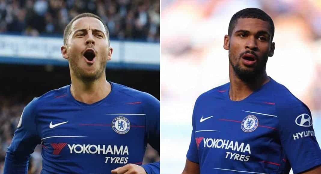 Photo of EPL: Hazard tips Loftus Cheek for greatness