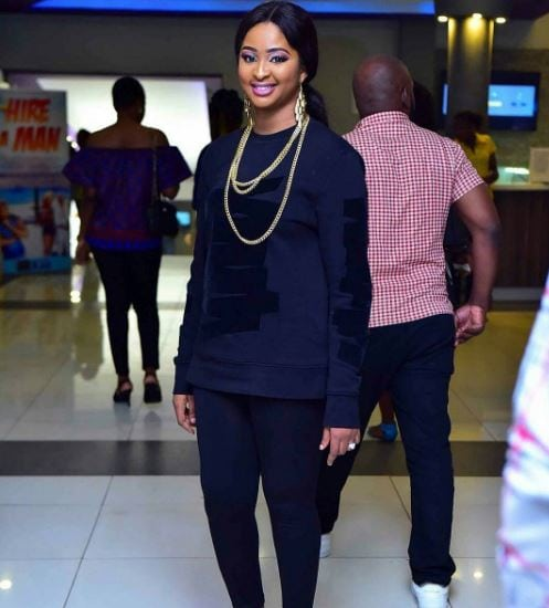 Photo of Comedian & Actress Etinosa Idemudia calls out her ex husband over threats to her life