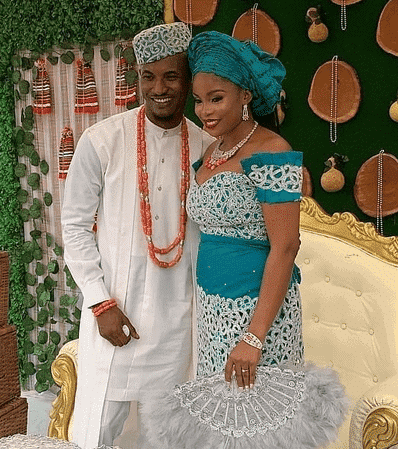 Photo of First photos, video from Gideon Okeke's traditional wedding