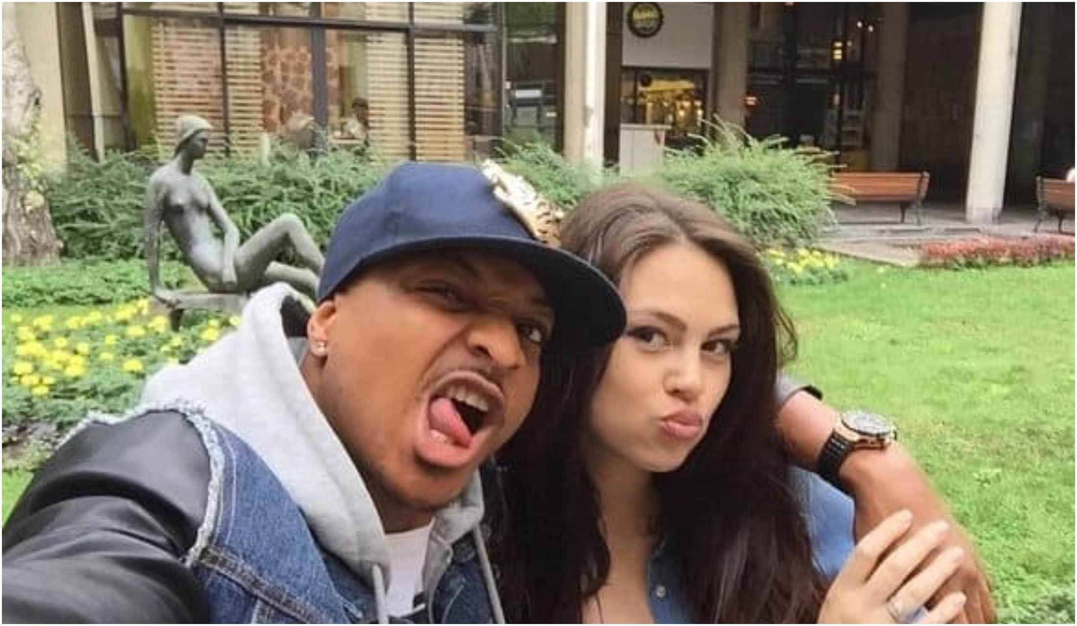 IK Ogbonna loses his wife Sonia Ogbonna