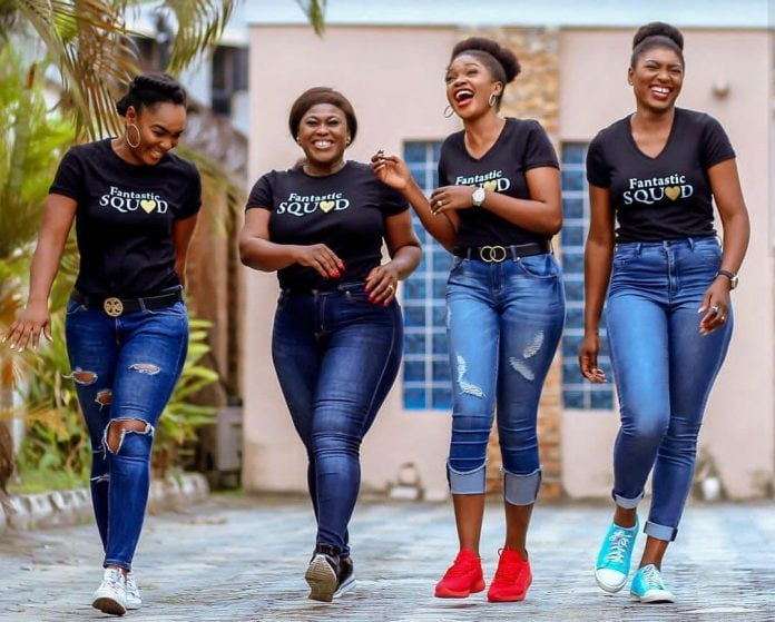 Photo of All not well with Nollywood's 'Fantastic Four' (photos)