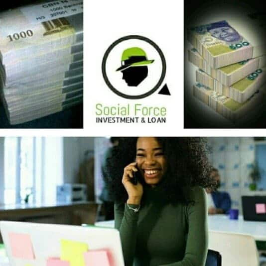 Photo of Invest & Earn As High As N200k OR Take A N20k Loan & Pay Just N3k Interest from Social Force