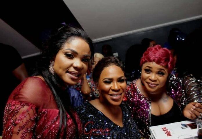 Photo of Faithia Williams, Pasuma, Liz Da Silva, other friends gather to celebrate Iyabo Ojo  at 41 (photos)