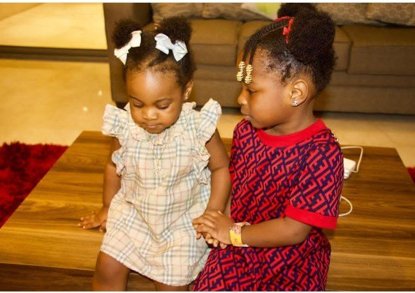 Photo of Davido's Baby Mamas turn best friends, shut down the Internet with cool photos