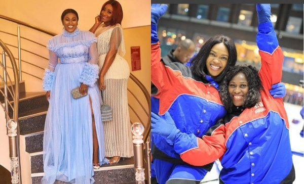 Photo of Please stop the hypocrisy – Ini Edo slams Omoni Oboli for missing movie premiere
