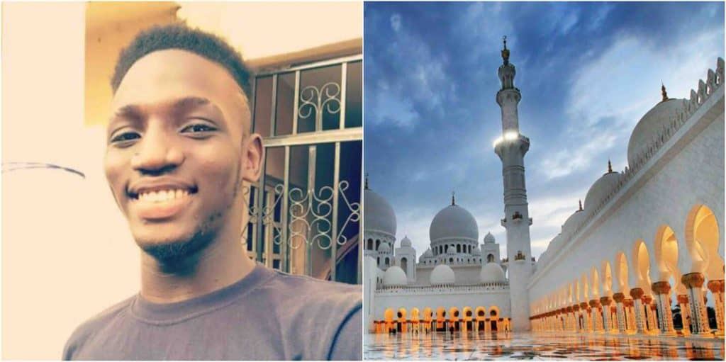Photo of Muslim clerics are teaching kids to hate Christians – Man alleges