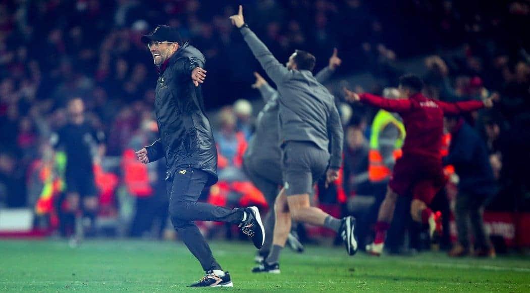 Photo of EPL: why i celebrated wildly against Everton – Klopp
