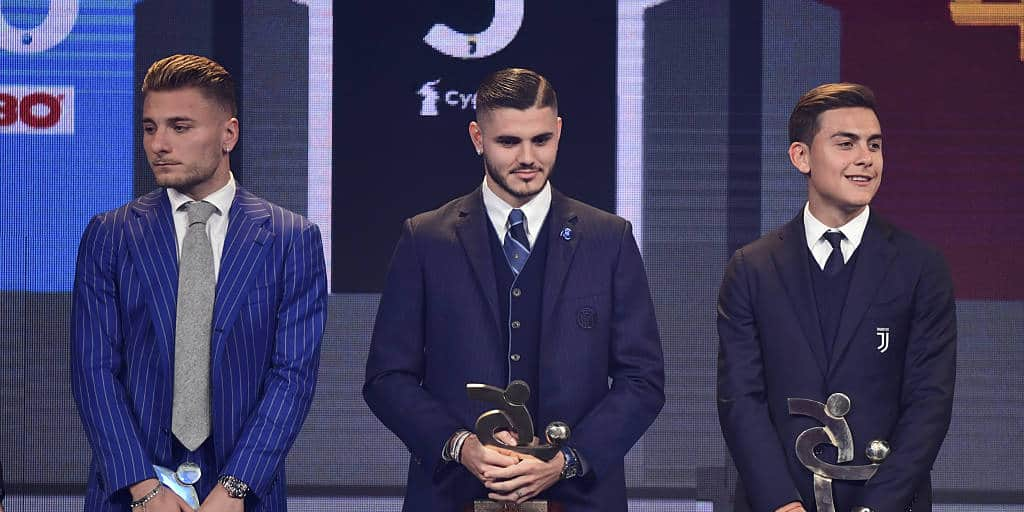 Photo of Icardi and Allegri win Italian serie A awards