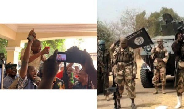 Photo of Boko Haram's deadliest chief arrested in Lagos