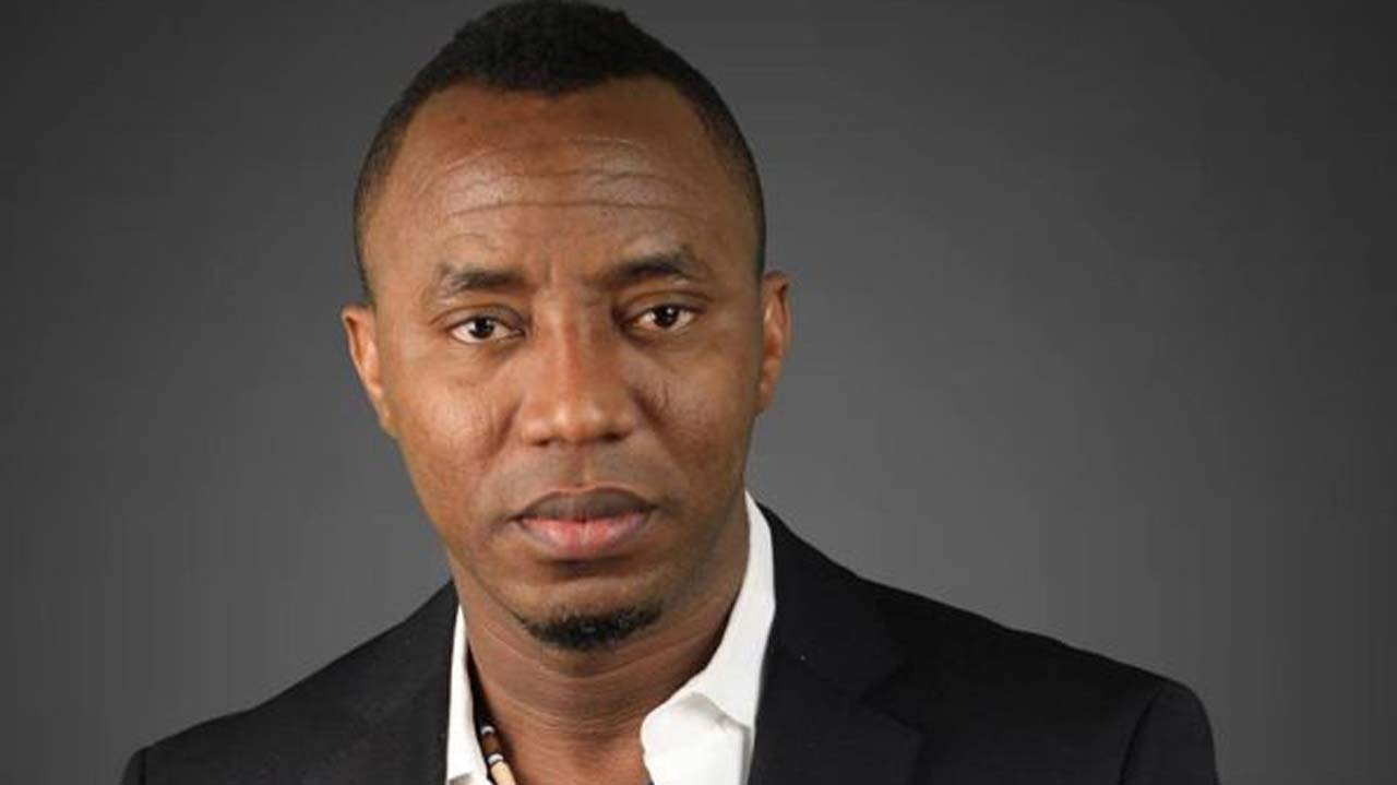 Photo of Revolution Now: Sowore speaks from detention, tells Nigerians what to do