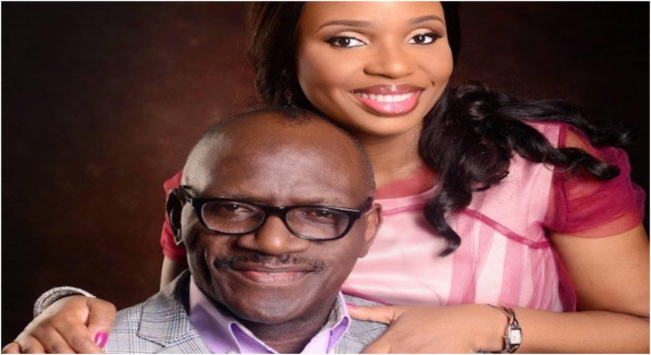 Pastor Taiwo Odukoya's wife, Nomthi
