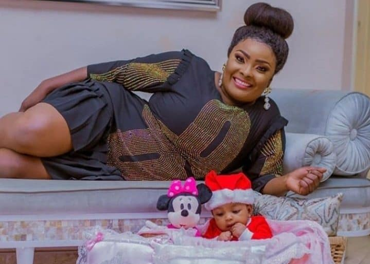 Photo of Checkout Christmas photos of Fathia Williams, Laura Ikeji, Sola Kosoko and other celebrities