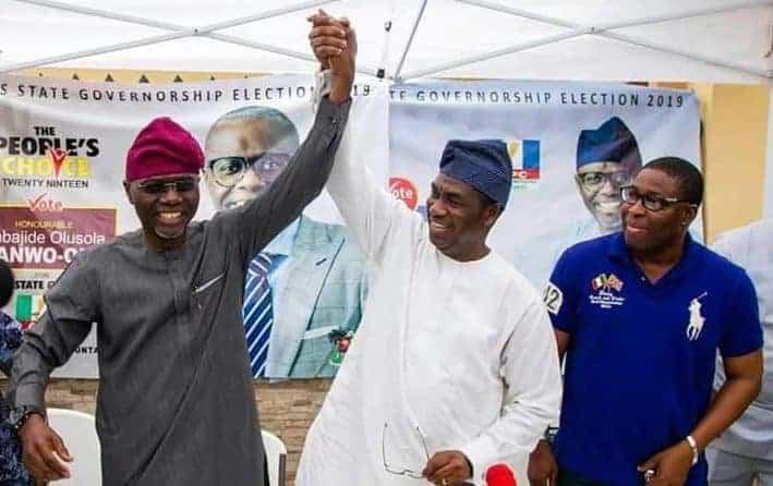 Photo of Why Sanwo-Olu chose Obafemi Hamzat as his running mate REVEALED