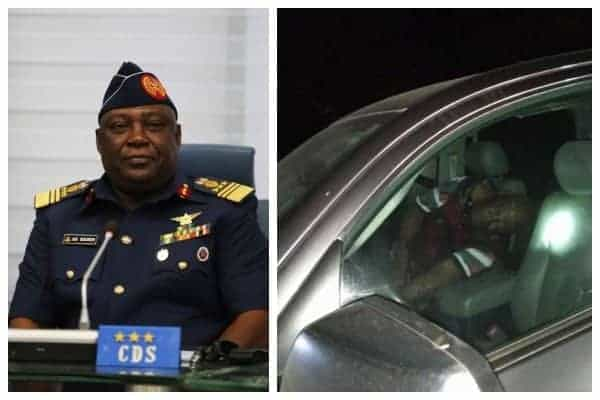 Photo of Photos from Alex Badeh's assassination scene surface online