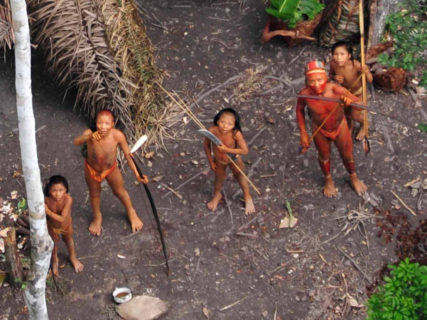 Photo of Meet Sentinelese, the world's uncontacted people and most isolated tribe