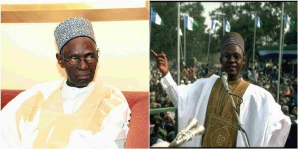 Photo of Buhari, Atiku, others react to ex- leader, Shehu Shagari's death