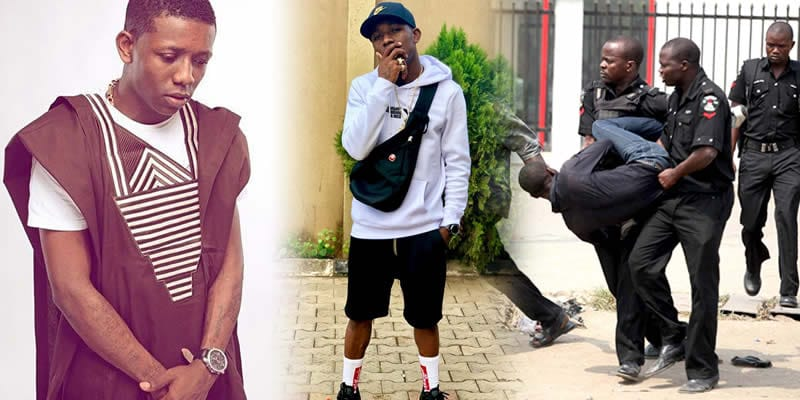 Photo of Small Doctor speaks after his release by Lagos court
