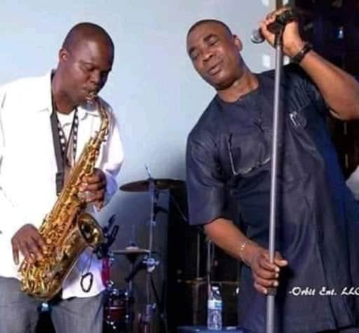 Photo of K1 loses mourns again, two weeks after losing His Saxophonist, Joel