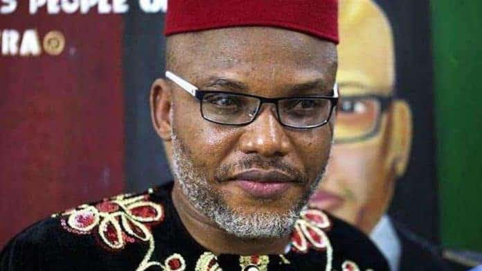 Photo of Nnamdi Kanu is a drug addict – AREWA Youths