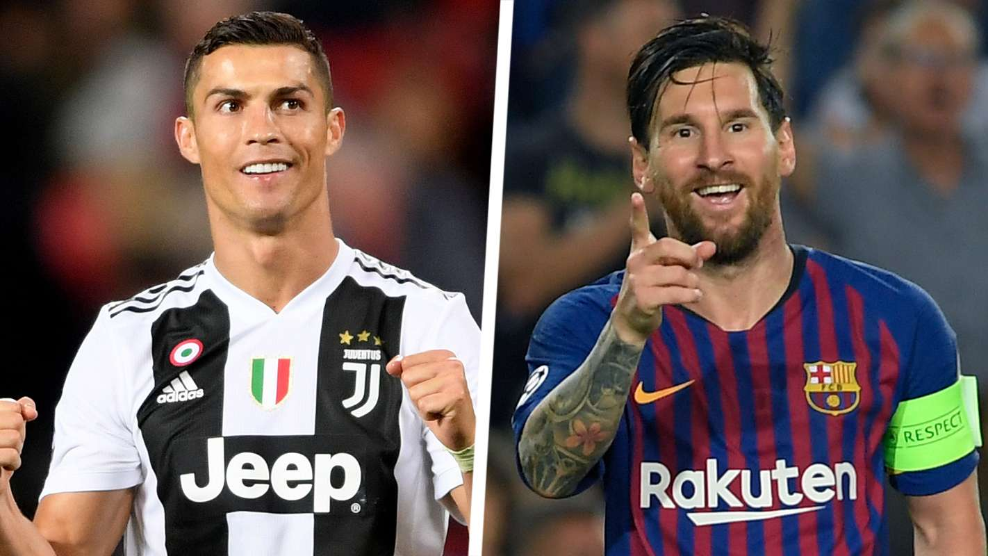 "Photo of Ronaldo invites Messi to Serie A, says ""maybe he misses me"""