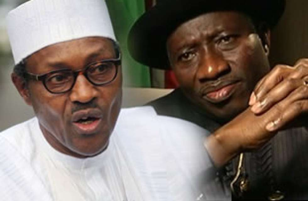 Photo of I am not responsible for your failure – Jonathan replies Buhari