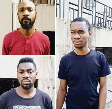Photo of EFCC secures the conviction of three Yahoo boys in Abuja