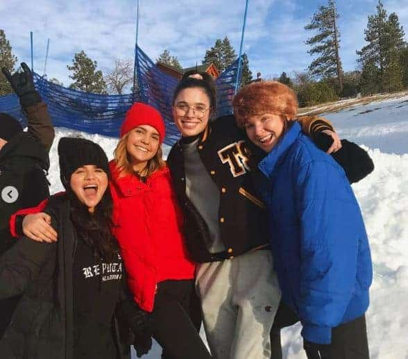 Photo of Selena Gomez enjoys snowy vacation months after getting hospitalized