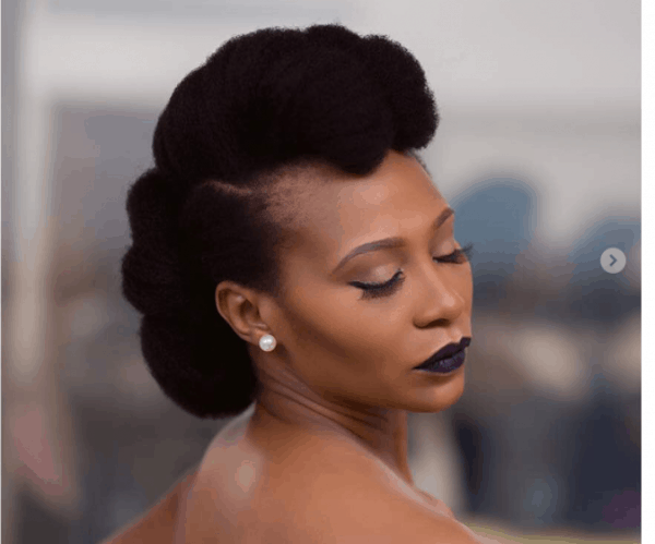 Photo of Actress Nse Ikpe-Etim says she uses orgasm to relieve stress