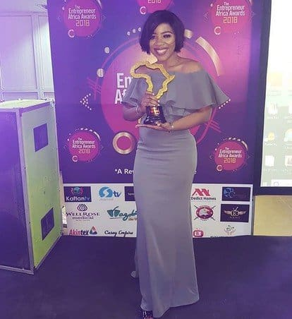 Photo of Sandra Ikeji wins best event planning of the year award