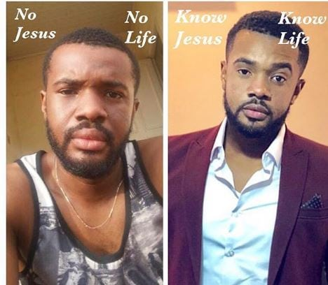 Photo of I come from a family where men don't amount to anything – Williams Uchemba