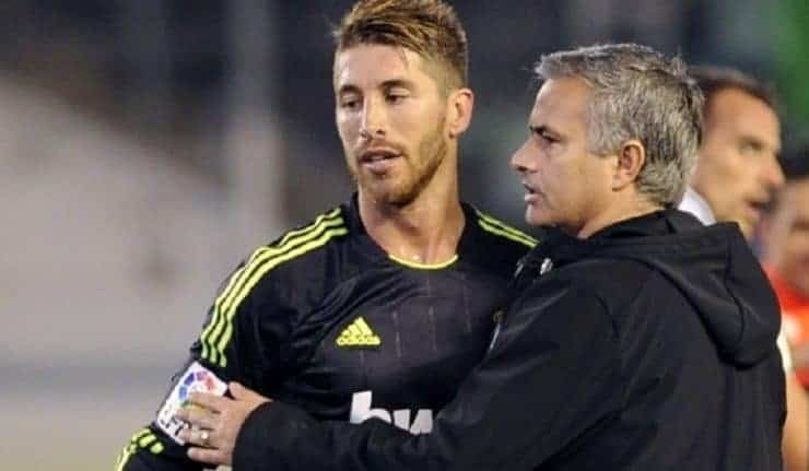 Photo of It's disrespectful talking about Mourinho returning to Real Madrid – Ramos