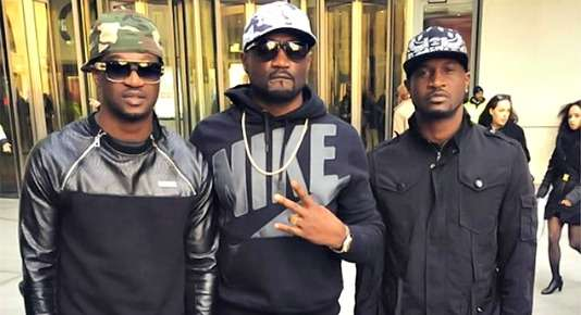 Photo of Psquare brothers plan to stop living together in their Ikoyi mansion as from next year