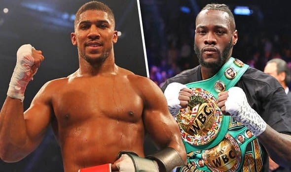Photo of Deontay Wilder claims Anthony Joshua's team are begging for a fight