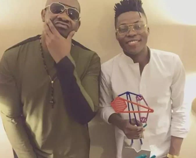 Photo of How Don Jazzy reacted to Reekado Banks' exit from Mavin Records