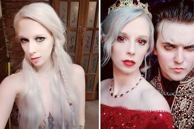 Photo of Meet the real-life vampires who drink human BLOOD